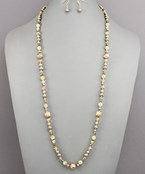 Assorted Bead Necklace