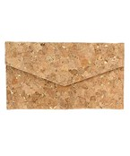 Cork Flat Envelope Clutch