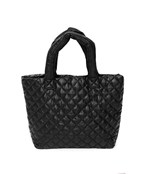 Padded Quilted Mini Tote
