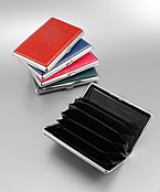 Accordion Card Holder