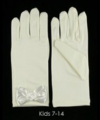 Ribbon & Rose Kids Communion Gloves