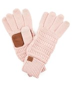 C.C Smart Touch Knitted Glove
