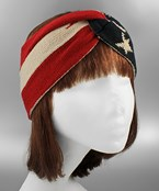 Stars & Stripe Headwrap