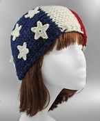 USA Knit Headband