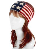 USA Flag Headwrap