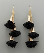 Blossom Tassel Earrings