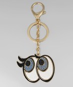 Big Eyes Keychain