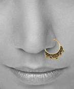 Spike Septum Ring Set
