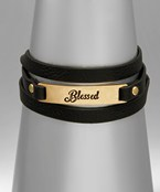 Blessed Wrapping Bracelet