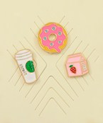 Coffee Break Pin Set