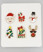 Christmas Theme Pin Set