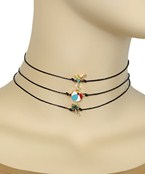 Beach Theme Choker Set