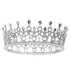 Mini Circle Crown Tiara
