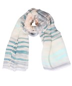 Multi Stripe Scarf