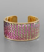 30mm Sequin Color Cuff