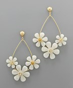 Blossom TDrop Earrings